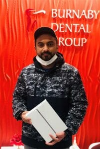 burnaby-dental-group-contest-winner